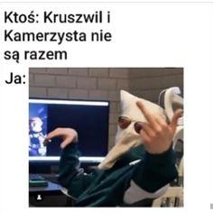 # wattpad #KxK #kruszwil #kamerzysta Wattpad, Selfie, Humor, Cool Stuff, Memes, Cute, Ideas, Humour, Meme