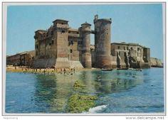 Roma (Rom) - ROMA - Santa Marinella - Santa Severa - Castello S. Severa con Torre Normanna
