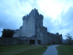 Ross Castle  Killarney National Park Co.Kerry Ireland