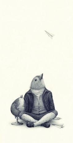 XXI Catálogo de Ilustradores de Publicaciones Infantiles y Juveniles  2o lugar: David Daniel Álvarez
