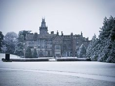 Adare Manor in Adare, County Limerick, Ireland