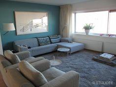 Binnenkijken in ... een woning in modern landelijke stijl in Huizen na STIJLIDEE Interieuradvies en Styling