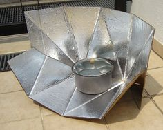 An innovative way of cooking: the solar cooker