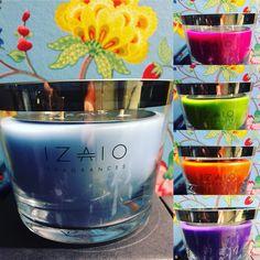 Summer in the city. Izaio Fragrances.