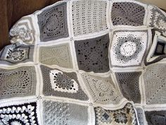 Blanket ready! | Finished putting my swap blanket together a… | Flickr