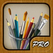 MyBrushes Pro - Paint, Draw, Scribble, Sketch, Doodle on Unlimited Size Canvas Free today 1/23/13
