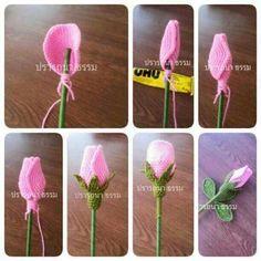 Cara Membuat Origami Bunga Mawar Yang Mudah - All About Craft | 236x236