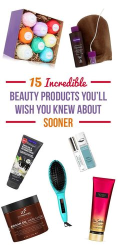 15 Incredible Beauty Products You'll Wish You Knew About Sooner