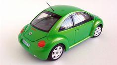 Building Tamiya 1/24 Volkswagen New Beetle