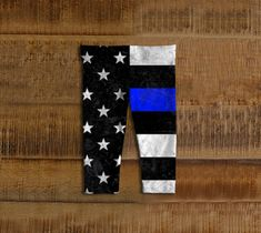 Click photo to buy these Baby and Toddler leggings! Police Lives Matter, Blue Lives Matter, The Thin Blue Line, Support Blue, Police, Police Wife, Police Kid, Stars and Stripes, American Flag, We See You, LEO. Back the badge. Back the blue. Police family. Blue family. Thin Blue Line family. Police Daughter.