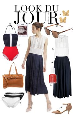 Look Du Jour: Undercoverwear