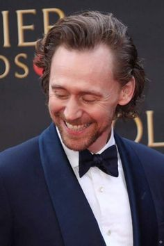 """lolawashere: """" Tom Hiddleston attends the Olivier Awards at the Royal Albert Hall on April 2019 in London, UK. Thomas William Hiddleston, Tom Hiddleston Loki, Hades, Thomas Sharpe, James Norton, Royal Albert Hall, Fred Astaire, Marvel Cinematic, Cute Guys"""