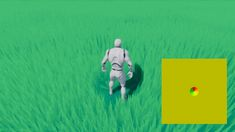 Creating Interactive Grass in Unreal Engine 4 Game Environment, Environment Concept Art, Game Concept Art, Character Concept, Vfx Tutorial, Unity Games, Tech Art, Video Game Development, Fantasy Art Landscapes