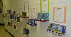 ANIMAL HABITATS After discussing animal habitats, this was a wonderful way to wrap up the lesson! I was so amazed at the creative ideas they...