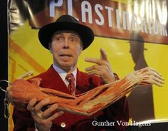 Gunther Von Hagens, People, People Illustration