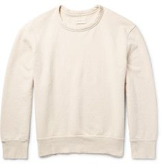Simon MillerM310 Roehl Loopback Organic Cotton-Jersey Sweatshirt