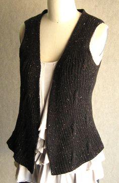 Sunday Knits - sleeveless swewaters and vests - patterns & kits
