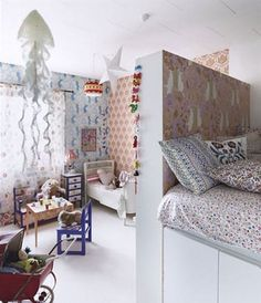 Design Solutions for Shared Kids Bedrooms | Apartment Therapy