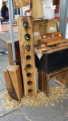 Winerack solid wood