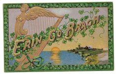 Erin Go Bragh - St. Patrick's Day Card