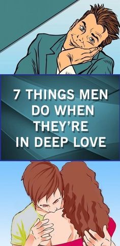 7 Things Men Do When They're In Deep Love Men and women are from different planets that are a fact. That means that we think and do things differently. Something that is ok for women usually is nonsen Healthy Relationship Tips, Serious Relationship, Healthy Relationships, Relationship Advice, Dating Advice, Marriage Life, Happy Marriage, Health And Beauty, Health And Wellness