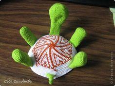 Amigurumi Kaplumbağa Yapılışı 18