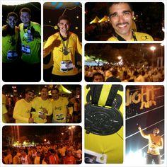 Night Run Recife/PE, Brasil.