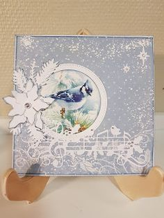 3d Projects, Christmas Cards, Scrapbooking, Christmas E Cards, Xmas Cards, Scrapbooks, Stamped Christmas Cards, Memory Books, Merry Christmas Card