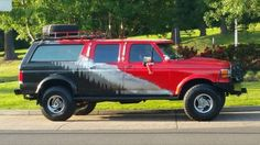 "1990 Ford Bronco ""Centurion"" (The baddest vehicle on the planet) - $14500 (nashville)"