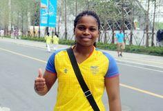Quilichagueña logra el primer Diploma Olímpico para Colombia en Nanjing 2014 [http://www.proclamadelcauca.com/2014/08/quilichaguena-logra-el-primer-diploma-olimpico-para-colombia-en-nanjing-2014.html]