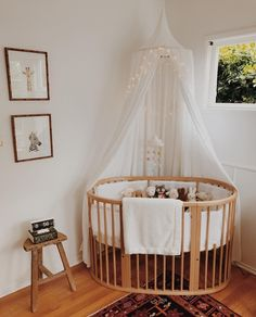 nursery decor love the crib baby nursery 27 easy and cozy baby room ideas for girl and boys childrenroomideas delivers online tools that help you to stay in control of your personal information and protect your online privacy. Whimsical Nursery, Baby Room Decor, Room Baby, Nursery Room Ideas, Kids Bedroom, Boy Room, Bedroom Small, Master Bedroom, Nursery Themes
