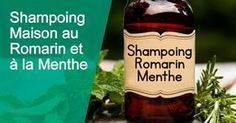 Les shampoings conventionnels peuvent être coûteux et contiennent des produits chimiques nocifs qui dépouillent vos cheveux de leurs huiles naturelles. Au lieu de cela, essayez cette recette de shampoing maison au romarin et à la menthe! Il est très facile à faire, peut aider à épaissir les cheveux et à réduire les pellicules! Essayez-le dès aujourd'hui! …
