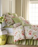 """Legacy Home-""""Majella Marzipan"""" Bed Linens - traditional - bedding - - by Horchow"""