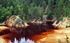 Purpurowe Jeziorko / Rudawy Janowickie