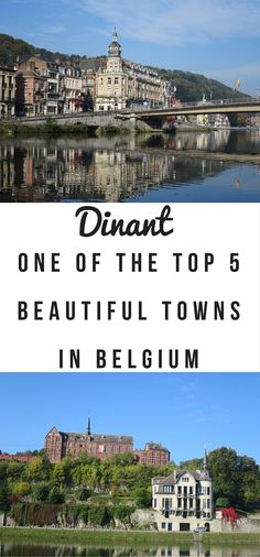 Dinant is one of my top 5 must see Belgian towns.  Situated right on the River Meuse, there's plenty  to do in this historical city.