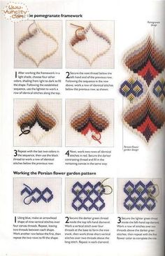 Gallery ru Фото 11 bargello 1 olgallery by alissa Bargello Quilt Patterns, Bargello Needlepoint, Bargello Quilts, Needlepoint Stitches, Hardanger Embroidery, Cross Stitch Embroidery, Embroidery Patterns, Hand Embroidery, Cross Stitch Patterns