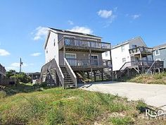 Semi-Oceanfront OBX Vacation Home in Kill Devil HillsVacation Rental in Kill Devil Hills from @homeaway! #vacation #rental #travel #homeaway