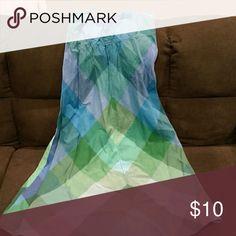 Watercolor dress Beautiful watercolor pattern dress. Perfect for easter GAP Dresses