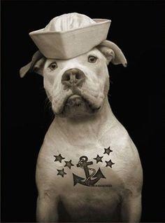 Ready for duty!