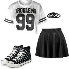 Problems 99 by graciefarber on Polyvore featuring yeswalker and Furla