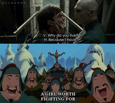 Harry Potter and Disney LOLz