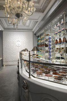French chocolatier shoppe