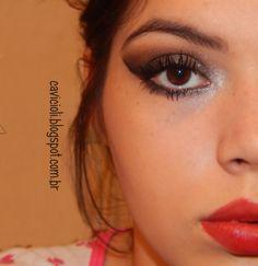 Amores, tem tutorial no blog - http://cavicioli.blogspot.com.br/