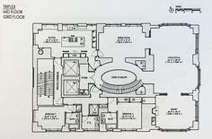 [1/3] 520 Park Penthouse Triplex Floorplan