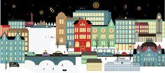 Helsinki Advent Calendar