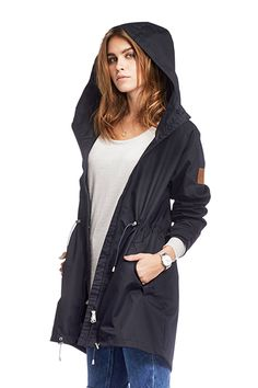 A minimalistic Nordic mid-length jacket that has become a staple in our collection. Dress Me Up, Mid Length, Raincoat, Spring, Jackets, Collection, Dresses, Women, Fashion