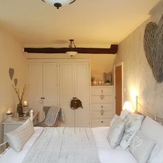 Bedroom....neutral colours...create a calming room....