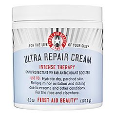 Sephora: First Aid Beauty : Ultra Repair Cream : moisturizer-skincare (via Ain't No Mom Jeans)