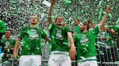 Aufstieg in die Bundesliga