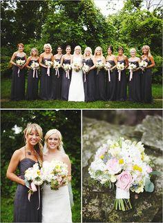 Les demoiselles d'honneur #bridesmaid